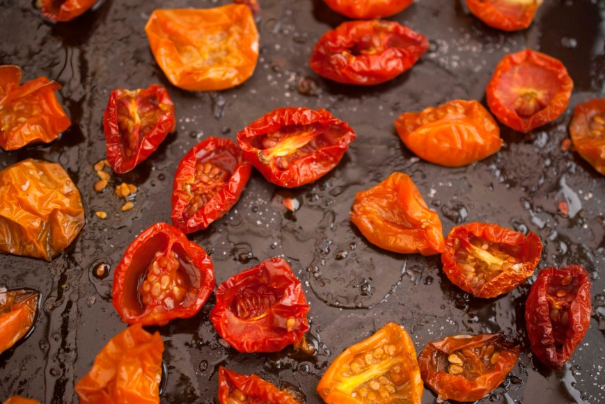 tomatoes dried