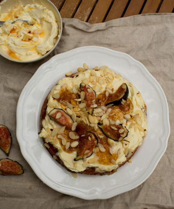 Fig cake title