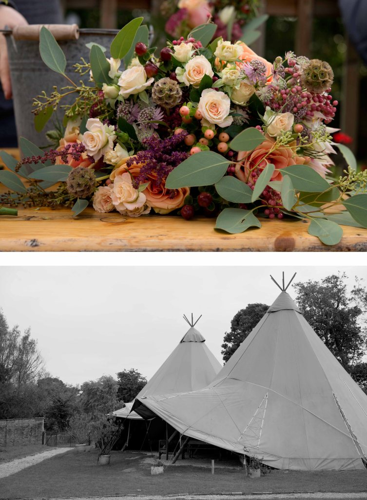flowers-and-teepee